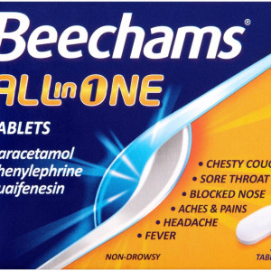 Beechams all in one tablets non drowsy 16 tabs