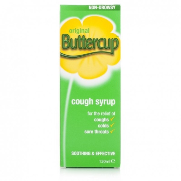 Buttercup syrup original