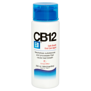 CB12 safe Breath Oral care 250ml