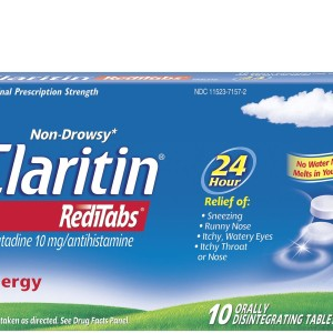 Clarityn Allergy 10mg tabs 14