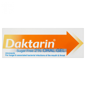 Daktarin 2 oral gel 15g