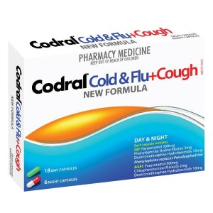 Day and Night for cold and Flu