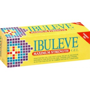 Ibuleve maximum strength 30g gel
