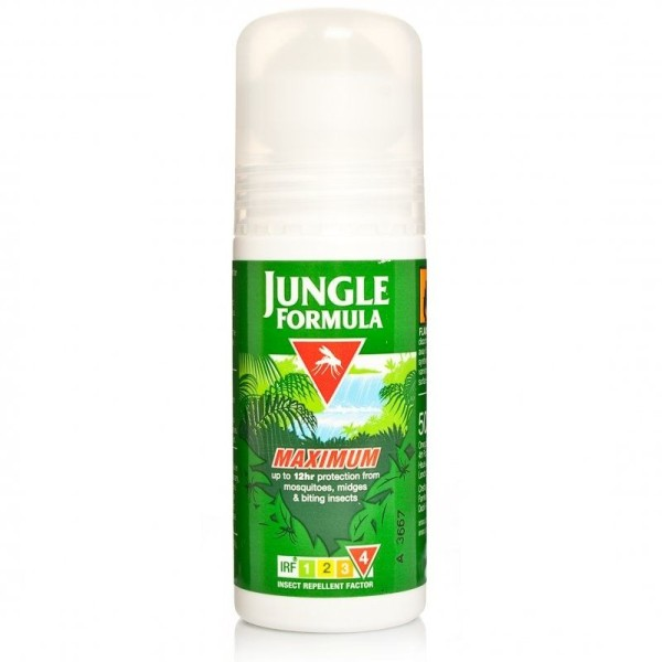 Jungle Formula factor 4