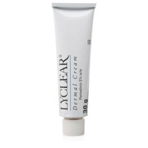 Lyclear dermal cream 5 premethrin