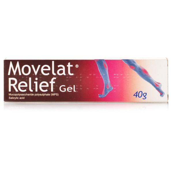 Movelat Relief cream 40g , gel