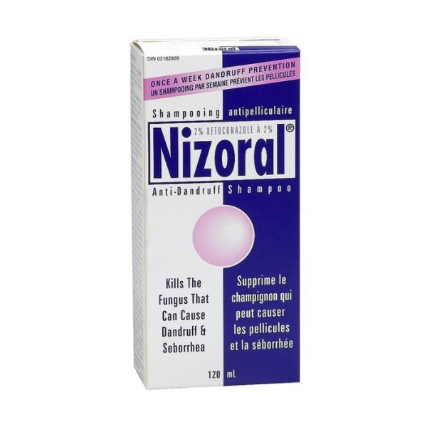 Nizoarl 120mL