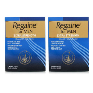 Regaine Extra strength 6months,12month supply