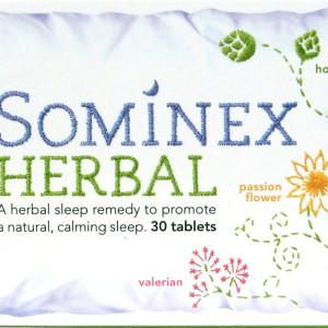 Sominex herbal 30 tabs