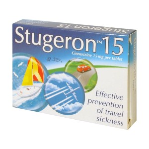 Stugeron travel pack 15mg